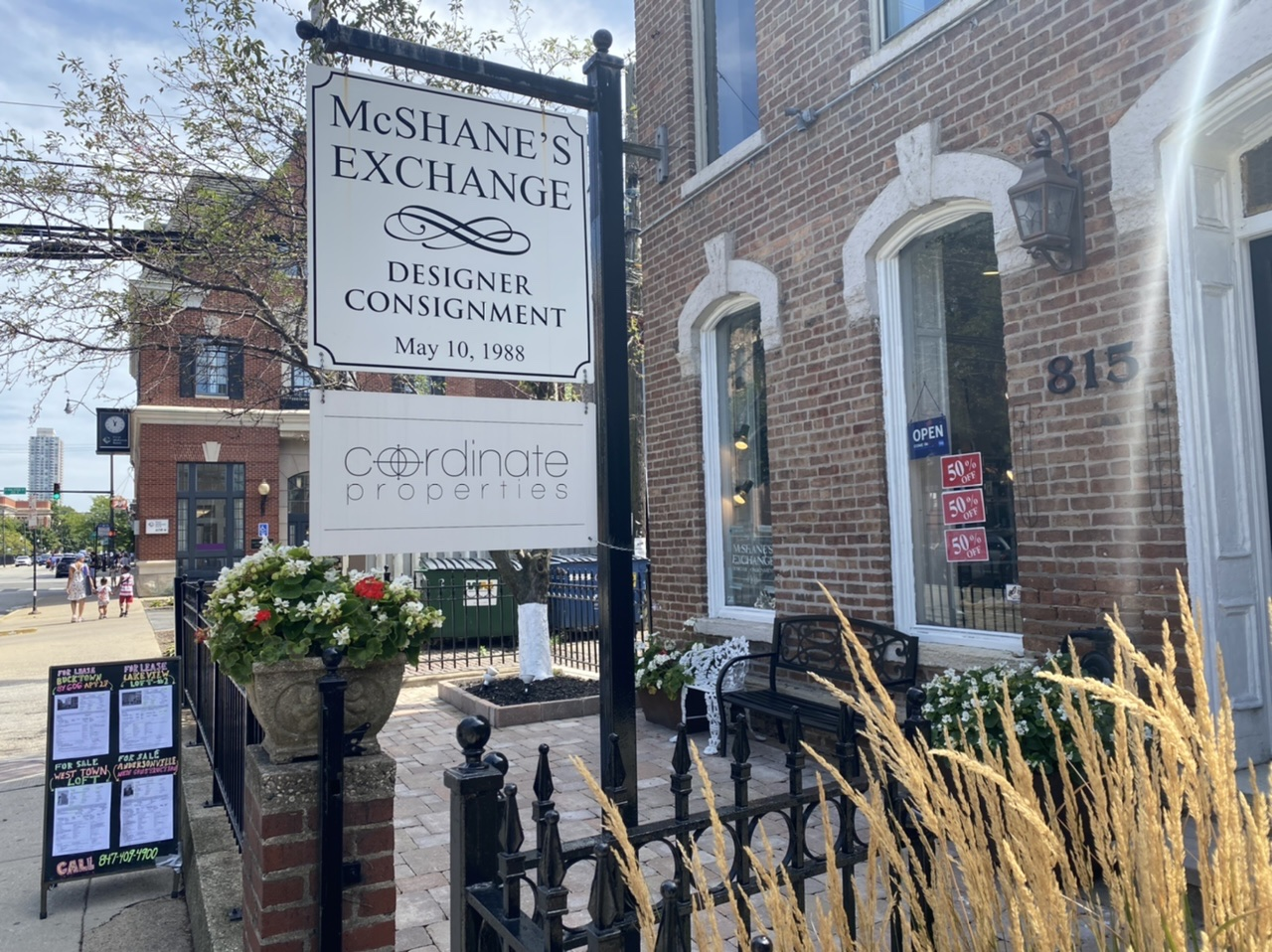 McShane's Exchange