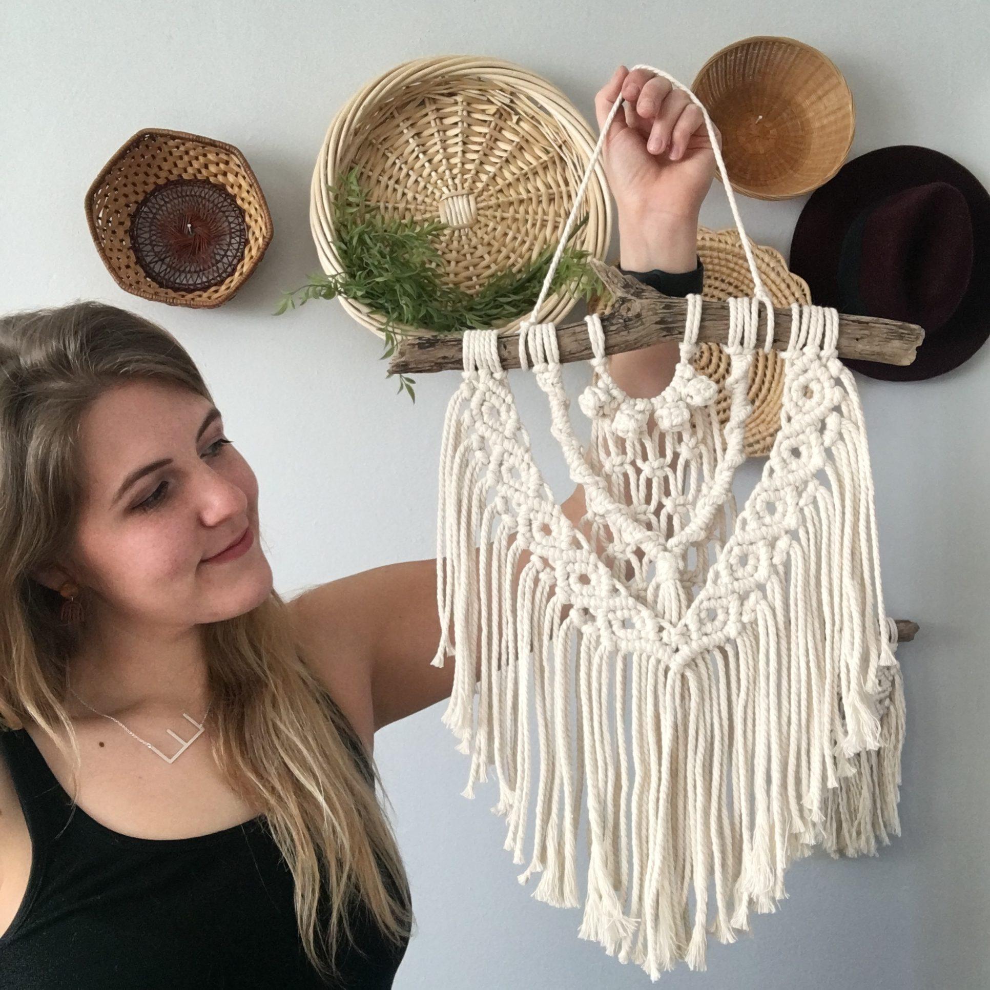 Meet Emily, owner of Strings On Sticks