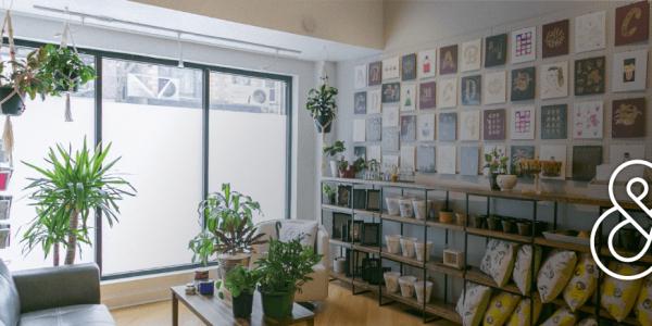 And Studio - Local Chicago Design studio and print shop