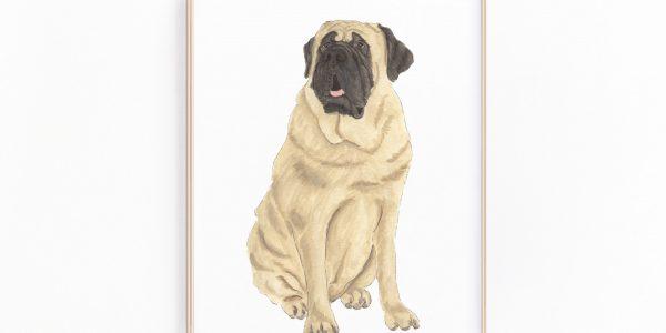 Personalized Pet Print